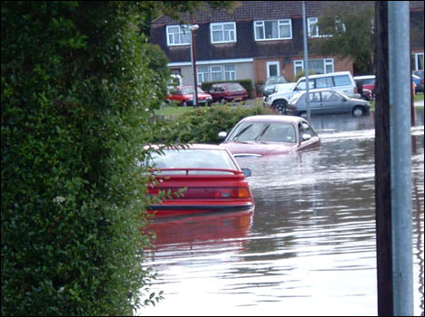 Environment Agency News Release on Flooding