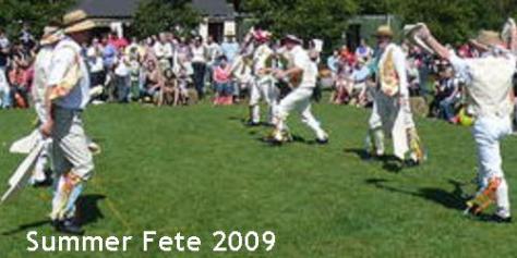 Summer Fete 2009