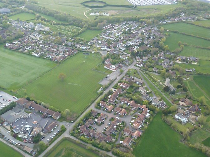 Advertiser – Fears over plans for 2,380 homes near South Marston