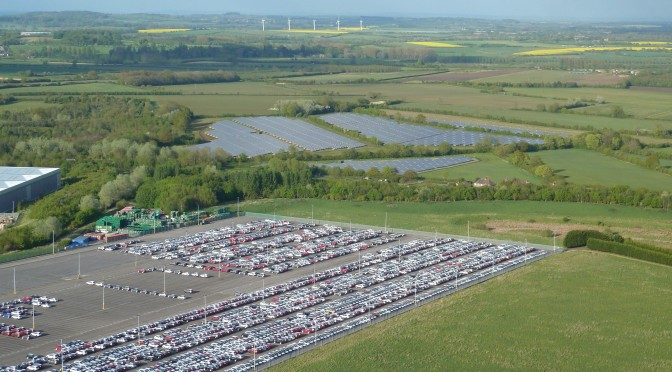 Advertiser: Honda seeks to build energy plant at Swindon site