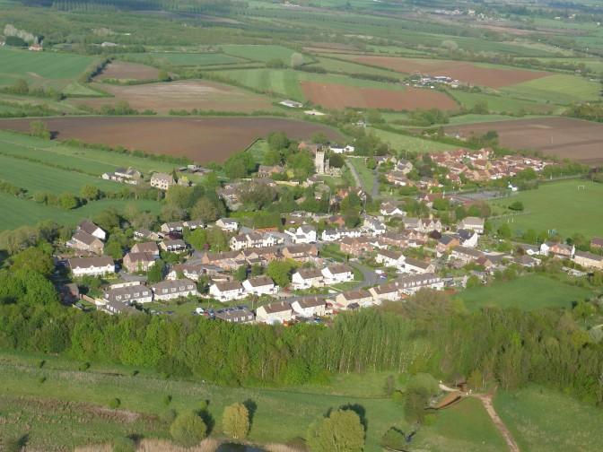 Village Development Update – South Marston Parish Council Response to Village Expansion Plans (S/OUT/13/1555)