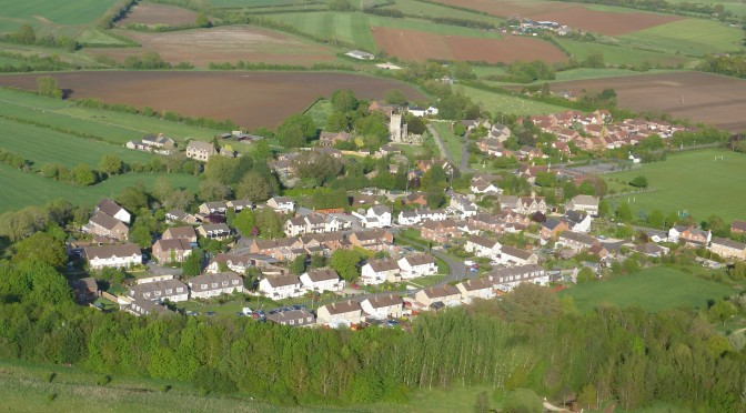 Village Development Update – South Marston Parish Council Response to Village Expansion Plans (S/OUT/13/1555)