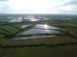 South Marston Solar Farm and Honda Plant
