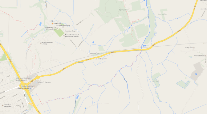 Notice of Increased Traffic on A420 – 23rd Jan to Mid-Feb 2014
