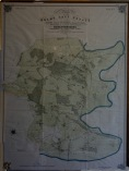 Holme Lacy - old estate map