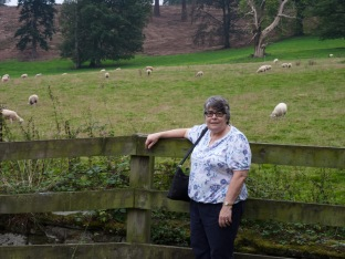 Pauline at Holme Lacy