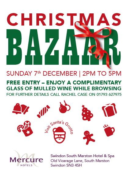 Sunday 7th December 2pm to 5pm