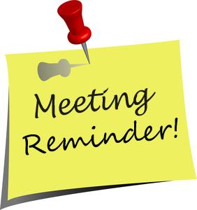 Next Parish Council meeting: Tuesday 15th November